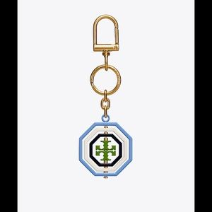 LAST ONE! Tory Burch Key Chain/Purse Charm. NWT